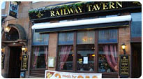 Railway Tavern Motherwell
